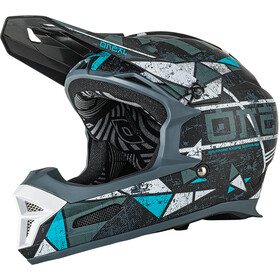 O'Neal Fury RL Casque, zen-teal